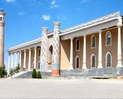 Масҷиди ҷомеи марказии ноҳияи Ҳисор ба номи Имоми Аъзам